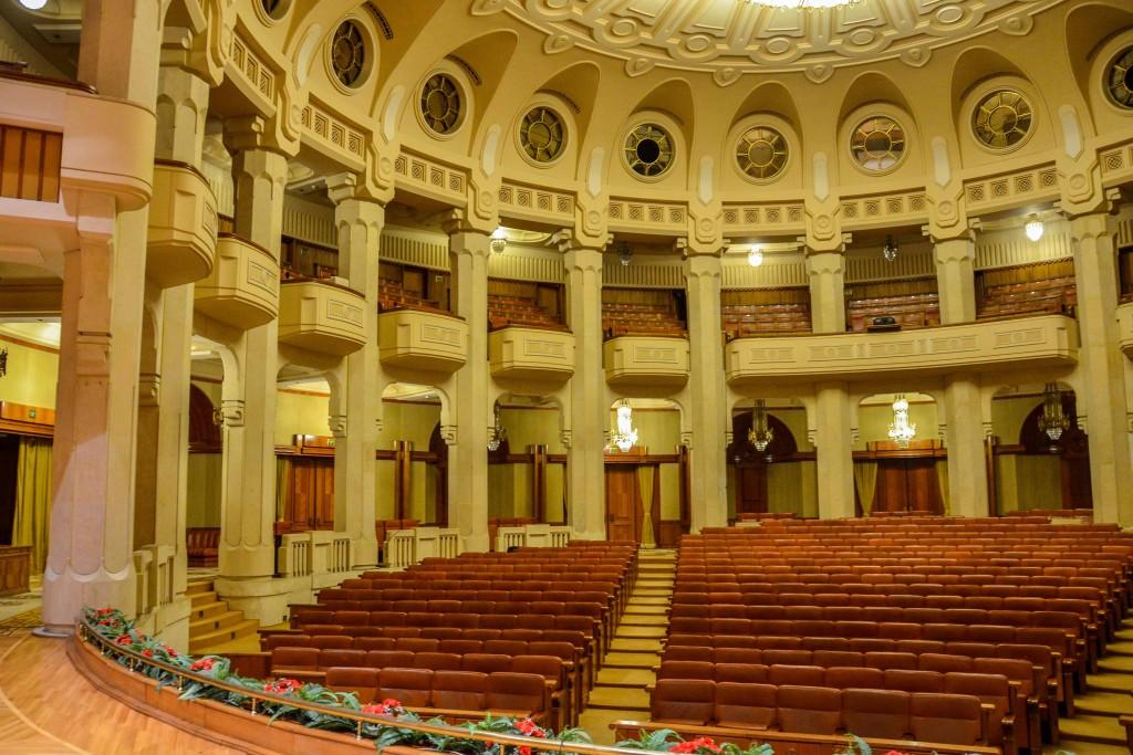 Visit Parliament Bucharest
