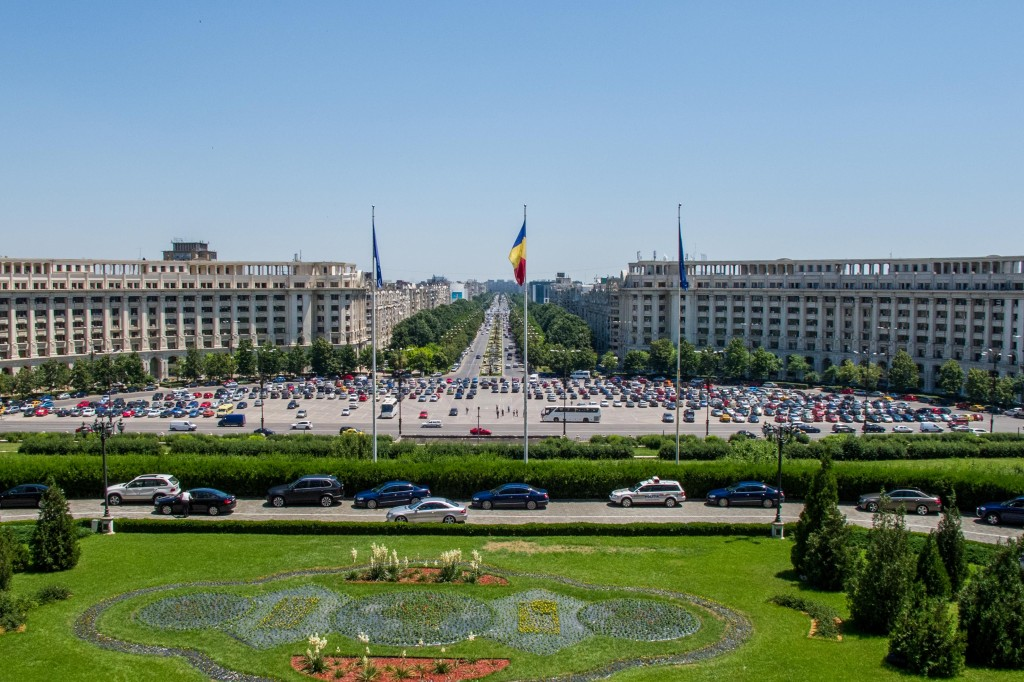 Palace of Parliamet Bucharest