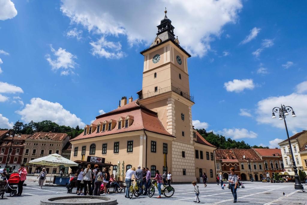 Tour Brasov Transylvania