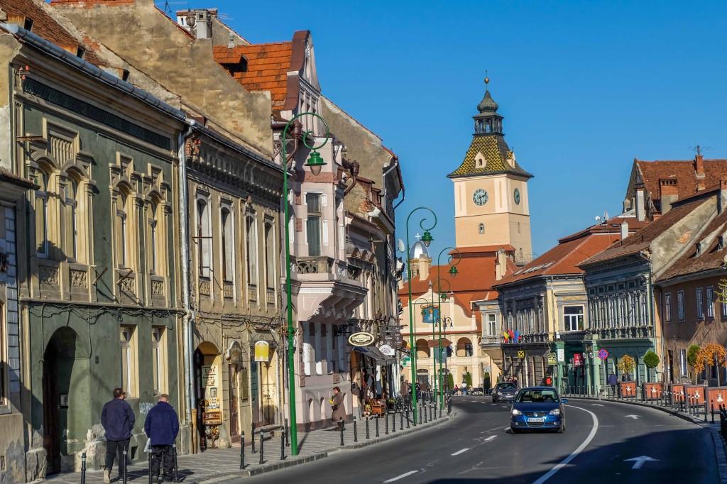 Visit Brasov Transylvania