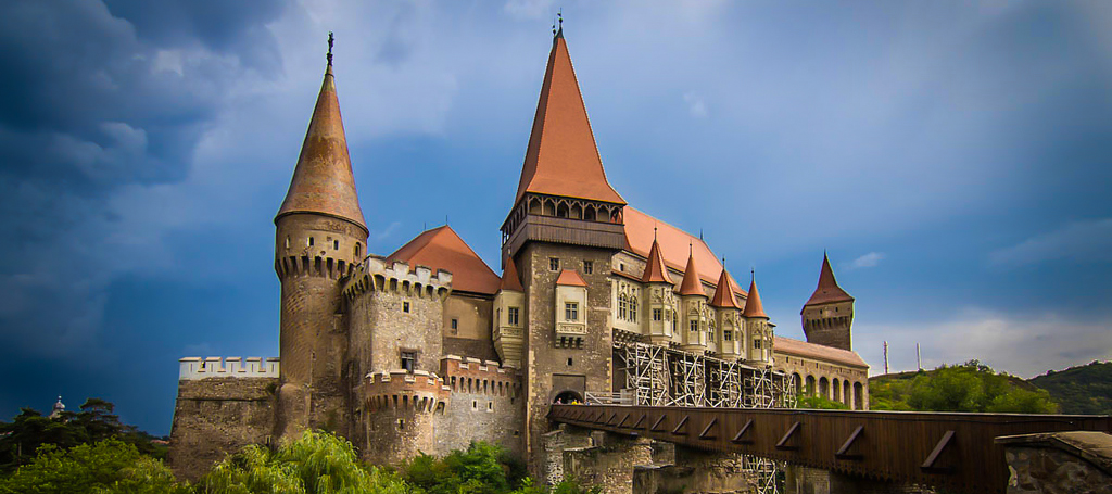 Fairytale Sceneries And Folklore Legends In Romania