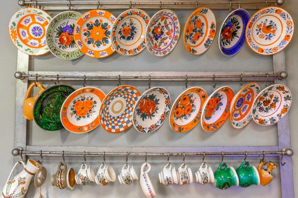 Bukovina ceramics