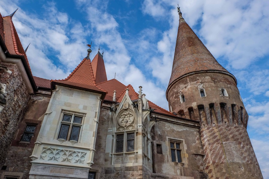 Castle in Transylvania