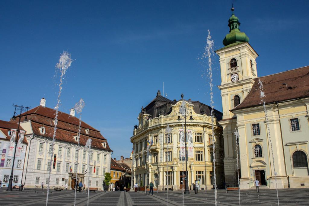 Sibiu Big Square