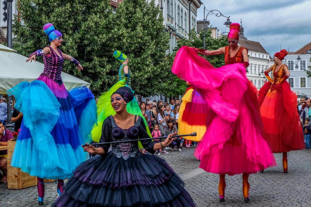 Sibiu theatre festival