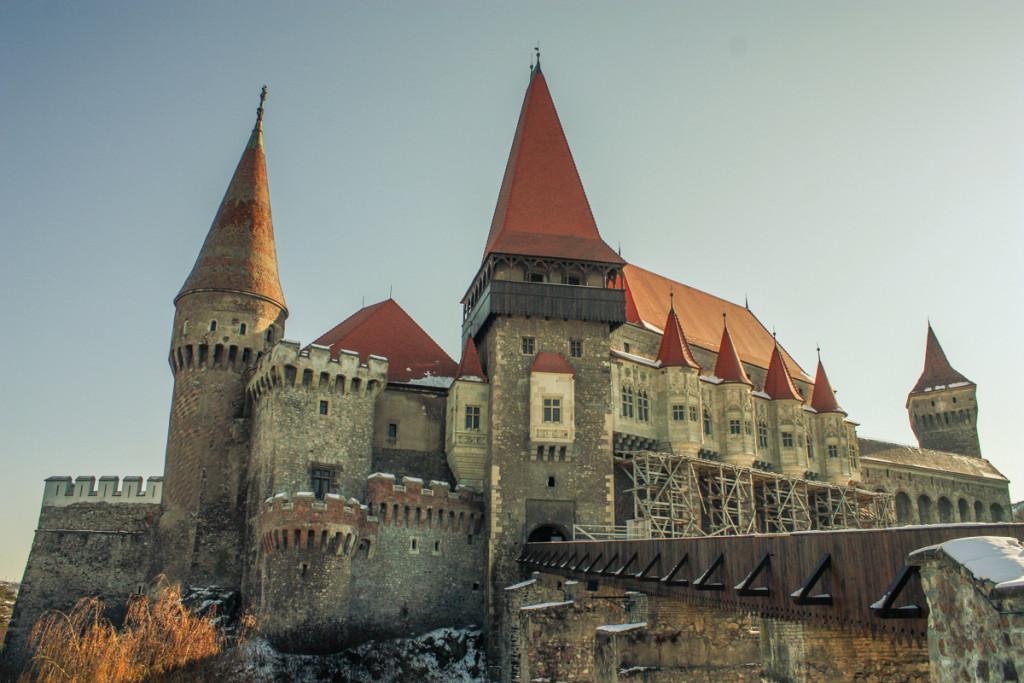 Corvin Castle Romania