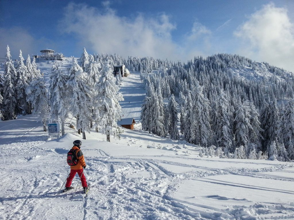 Ski package Romania