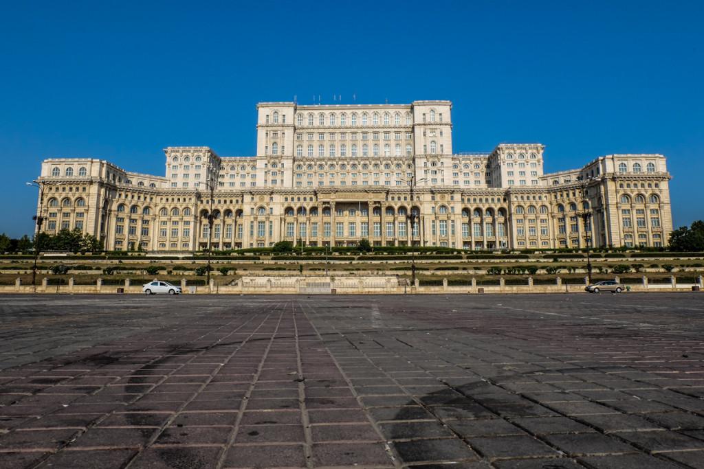 Visit Palace of Parliament