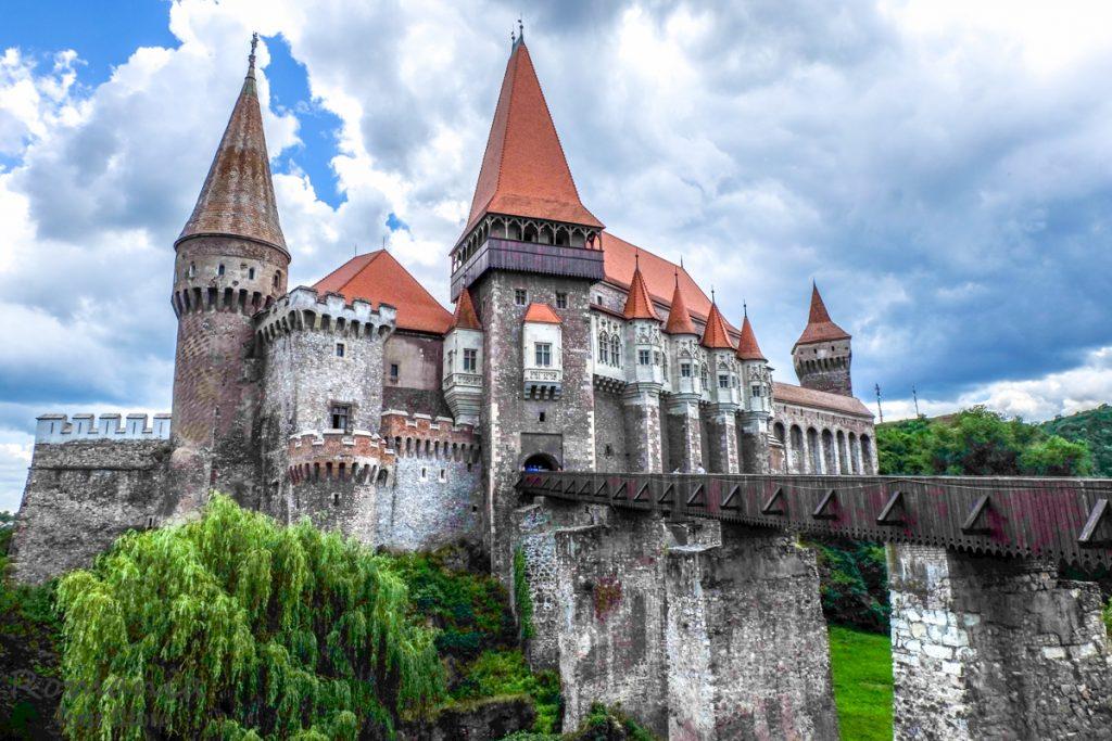 Hunyadi Castle Romania