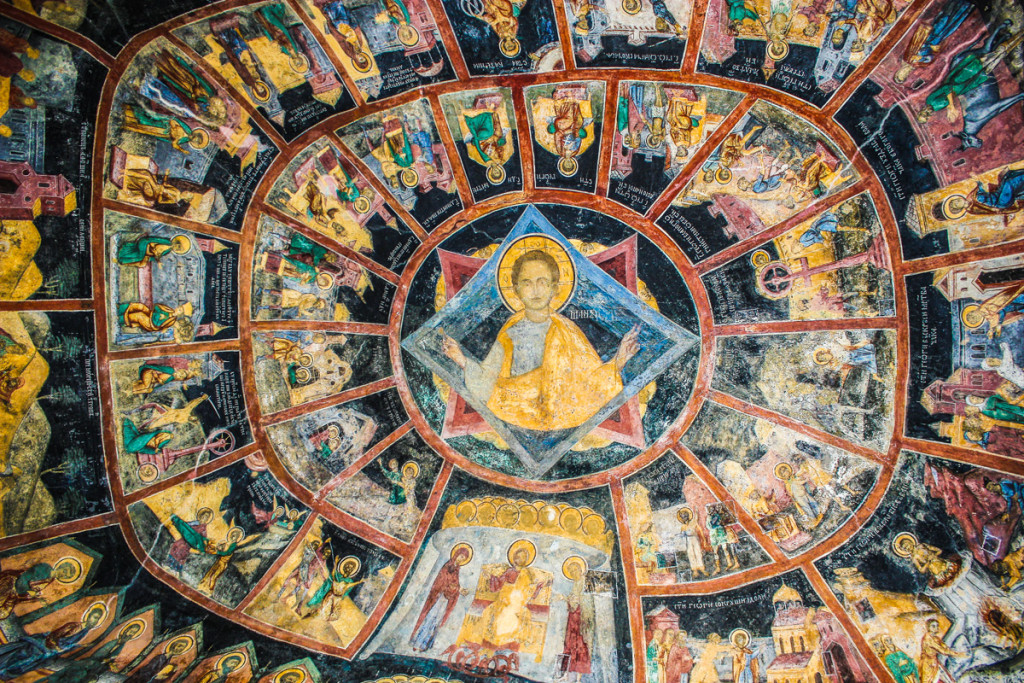 Sinaia Monastery-2
