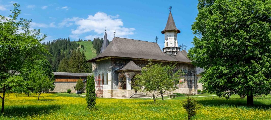 Sucevita Monastery - Bukovina