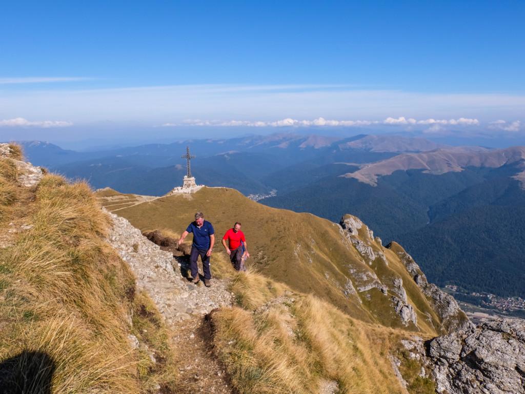 Trakking Carpathians Bucegi Massif