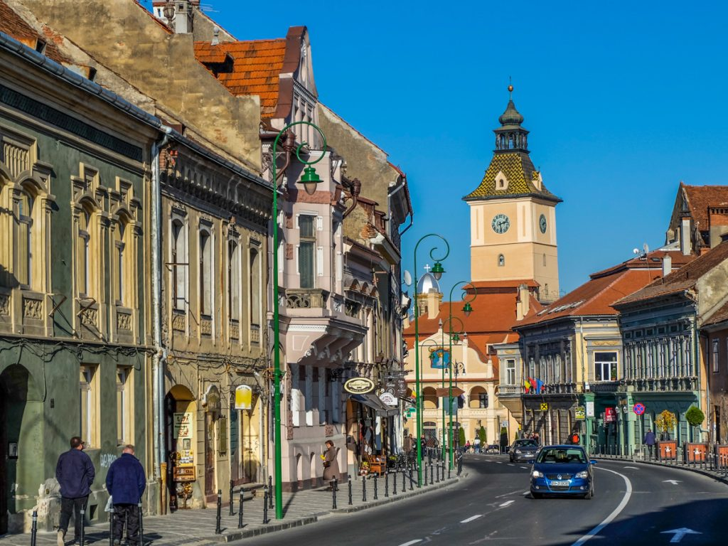 Day trip to Transylvania