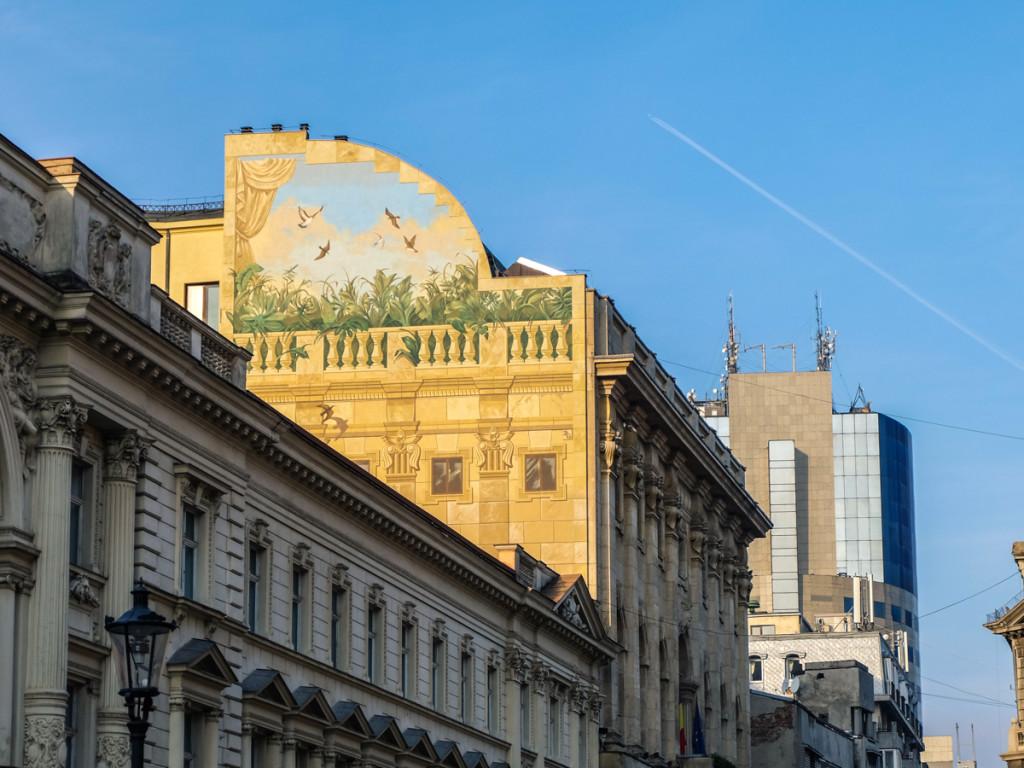 Romantic trip to Bucharest