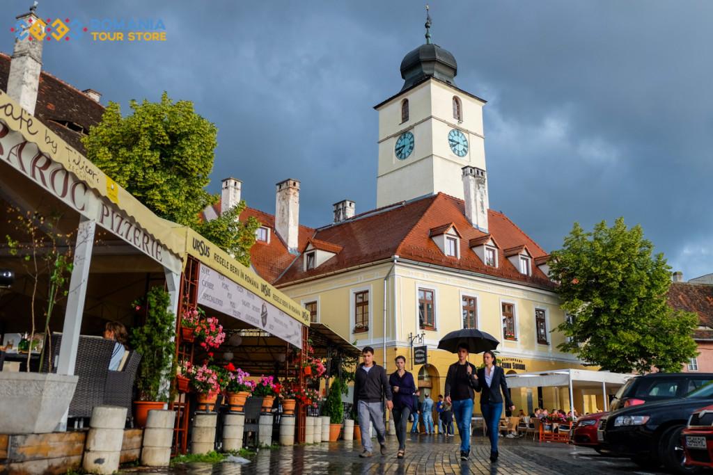Tour Sibiu Romania