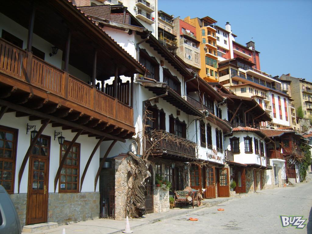 Veliko-Tarnovo-Houses