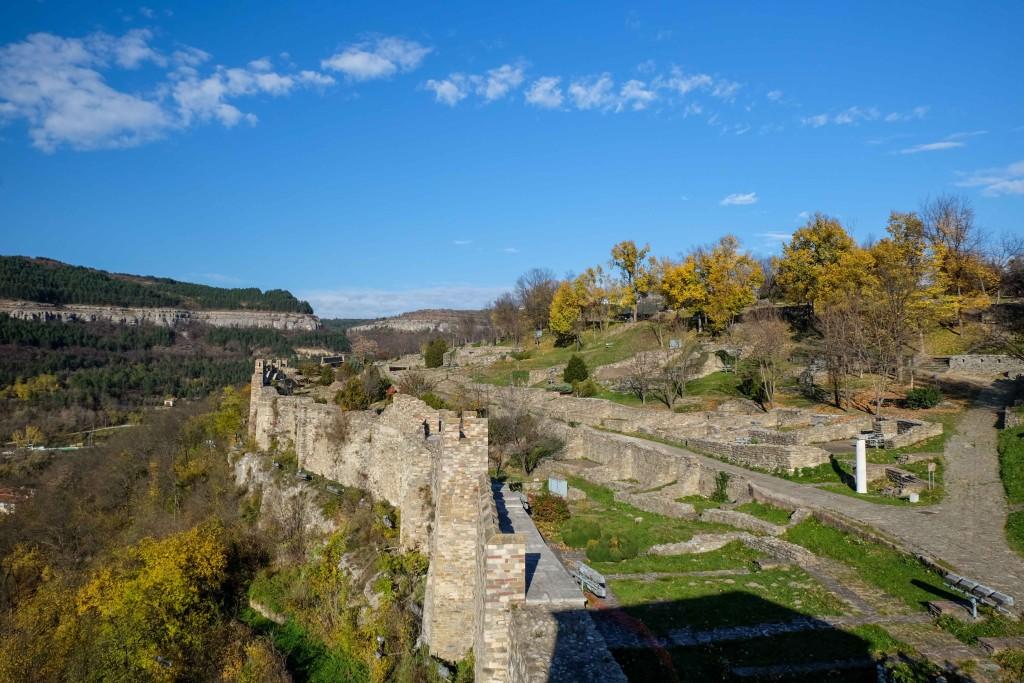 Veliko Tarnovo Tsarevetz Fortress
