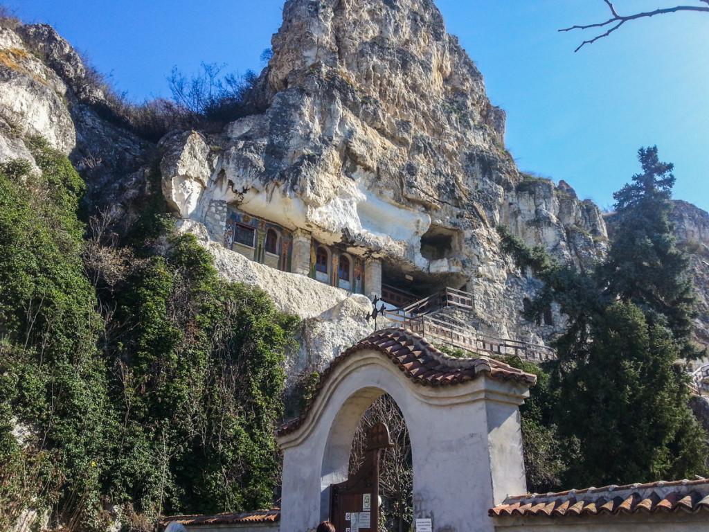 Visit Basarabov Monastery