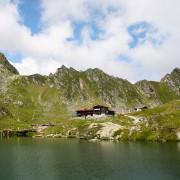 Balea Lake summer