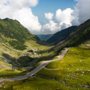 Best road Carpatians
