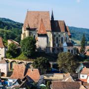 Biertan tour Transylvania