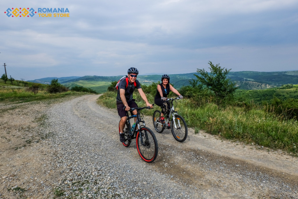 Biking tour from Bucharest