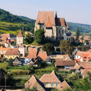 Birtan village Transylvania