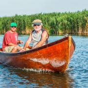 Boat ride Danube Delta