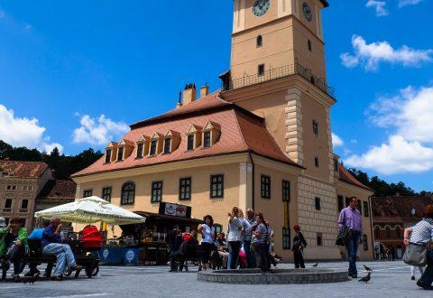 Brasov Medieval town
