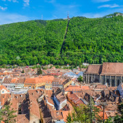 Brasov Transylvania visit
