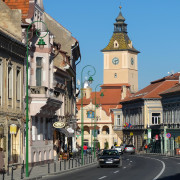 Brasov old district