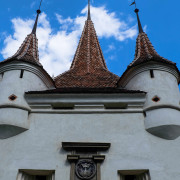 Brasov old gate