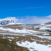 Bucegi Mountains trekking