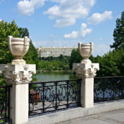 Bucharest Park and gardens