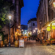 Bucharest evening tour