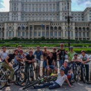 Bucharest tour bike