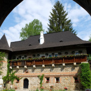 Bucovina dipinto chiese
