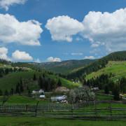 Bukovina lanscape Romania