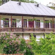 Bukovina tipical house