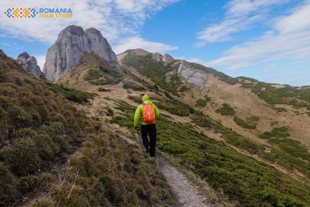 Ciucas massiff trekking