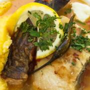 Danube Delta fish soup