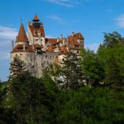 Dracula`s Castle Transylvania