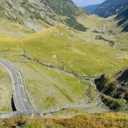 Drive Carpathians Romania