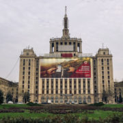 Free Press Building Bucharest