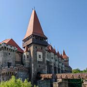 Hunyadi`s Castle Transylvania