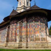 Moldovita monasteri dipinti