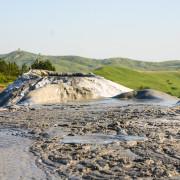 Mud Vulcanoes Romania