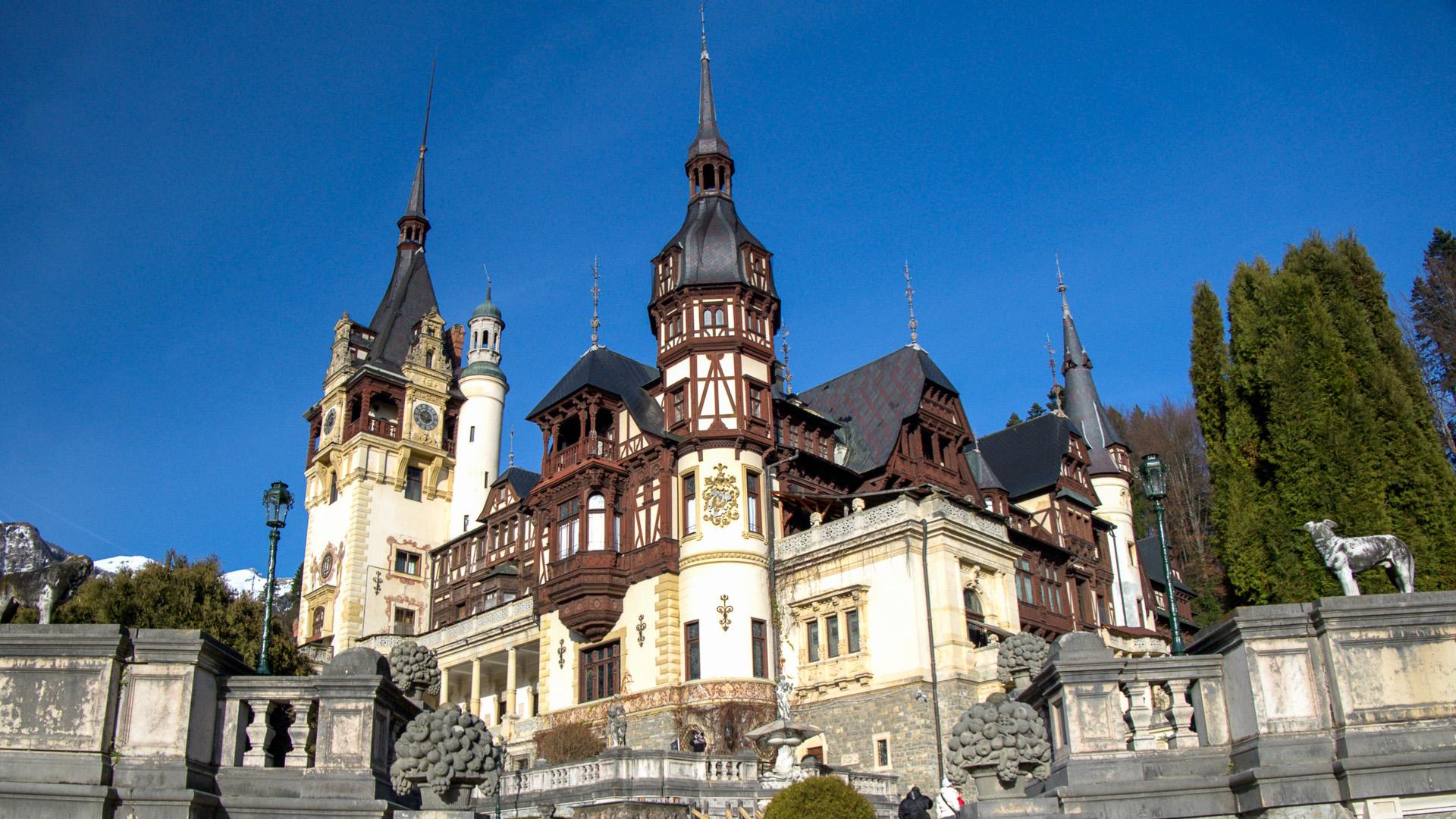 Private Tours Dracula S Castle