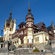 Peles Castle trip