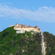 Rasnov citadel Transylvania
